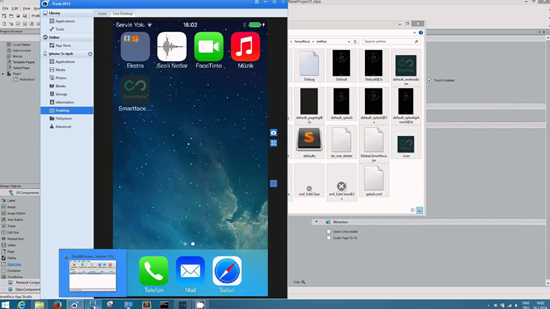 Smartface is one of the 6 Best iOS Emulator For Windows.