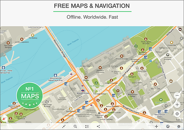 Offline Map Of New York For Android.8 Best Free Offline Gps And Navigation Apps For Android