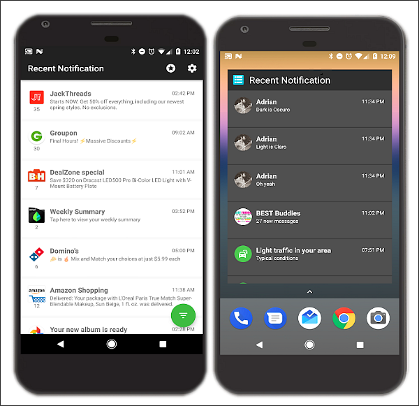How To Recover Lost Notifications On Any Android Phone 2019