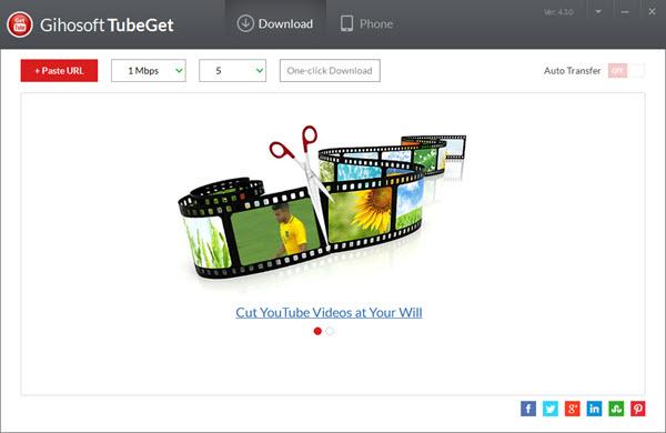 tubeget youtube video downloader