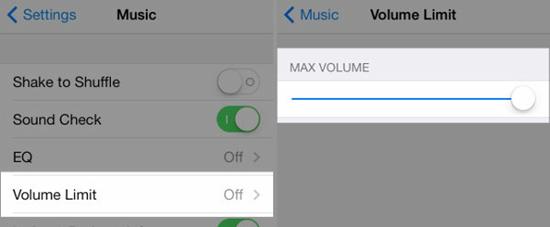 Removing the Max-Volume Cap