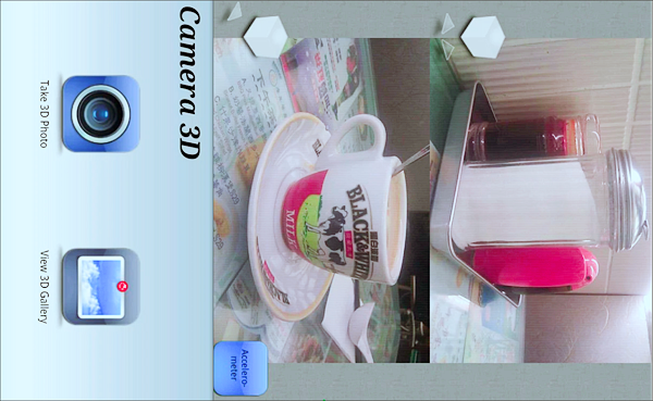 Camera 3D is best 360 Degree Camera Apps for Android.