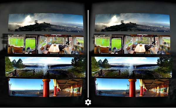 Cardboard Camera is best 360 Degree Camera Apps for Android.