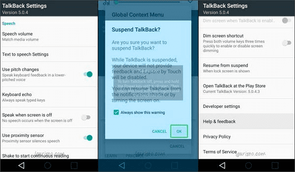 Enable ADB mode on your Samsung Galaxy mobile phone