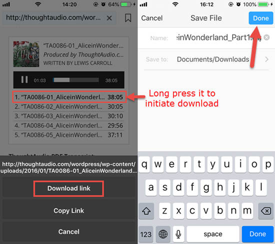 How to Get Free Audiobooks on iPhone (iOS 12 Supported)