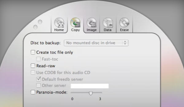Firestarter FX is one of the best Free DVD Burner for Mac.