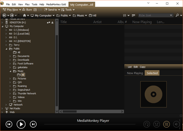 Media Monkey is one of the Best 7 Music Players for PC 2019.