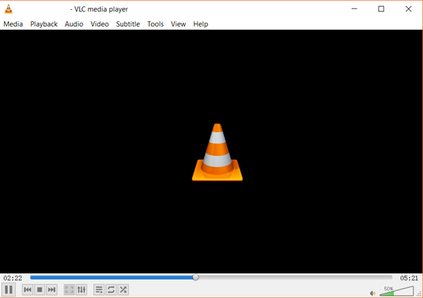VLC Media Player is one of the Best 7 Music Players for PC 2019.