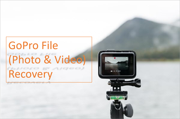 Recover Deleted Files from GoPro Free.