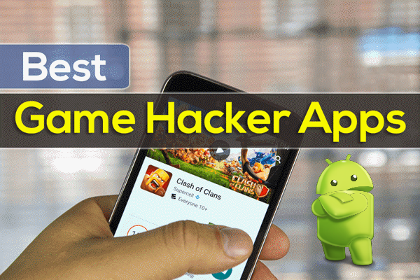 Top Best Games Hacking Apps For Android With Or Without Root