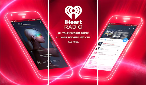 iHeartRadio is one of the best Offline Music Apps for Android.