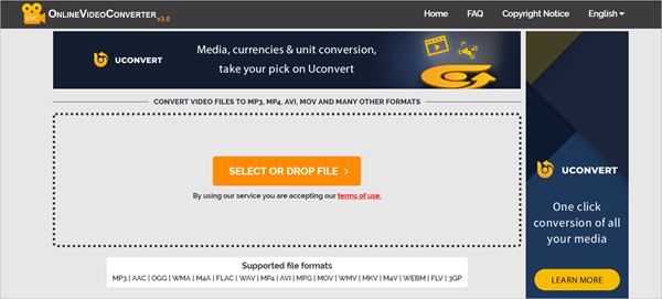 avi to mp4 converter free online large files