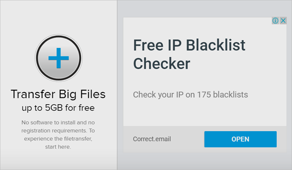 PlusTransfer is one of the top Best Free File Sharing Sites to Share Large Files Online.