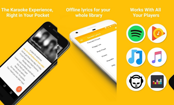 Quicklyric is best Lyrics Android Apps To Sing Along With The Songs 2019.