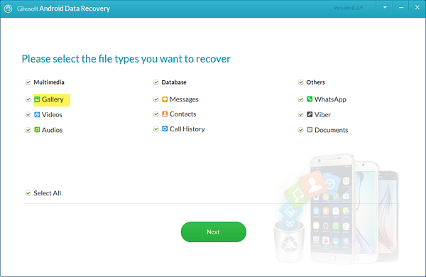 Recover Your Lost Photos for Free