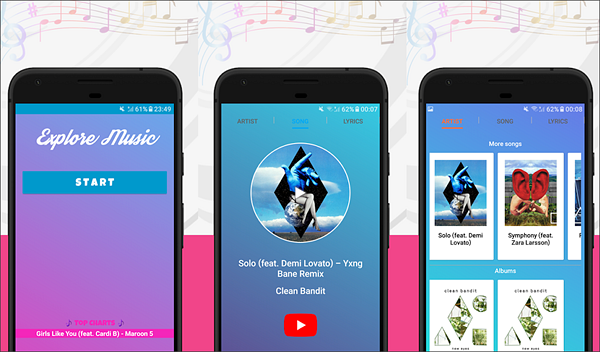 Soly is onf of the Top 6 Apps You Can Use for Music Recognition.