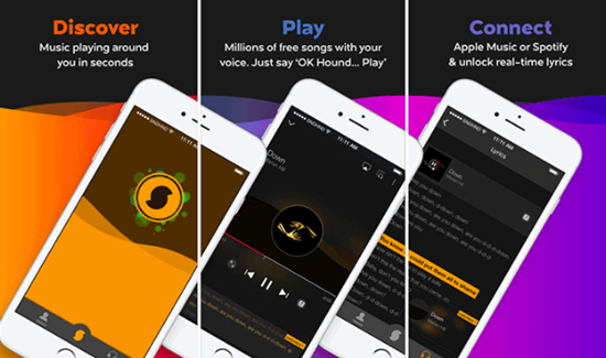 SoundHound is one of the top Best Music Apps for Apple Watch.