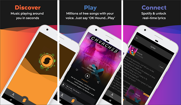 SoundHound is onf of the Top 6 Apps You Can Use for Music Recognition.