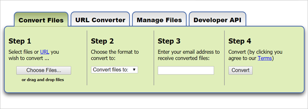 Zamzar Video Converter is one of the top best Websites to Convert AVI to MP4 Free Online.