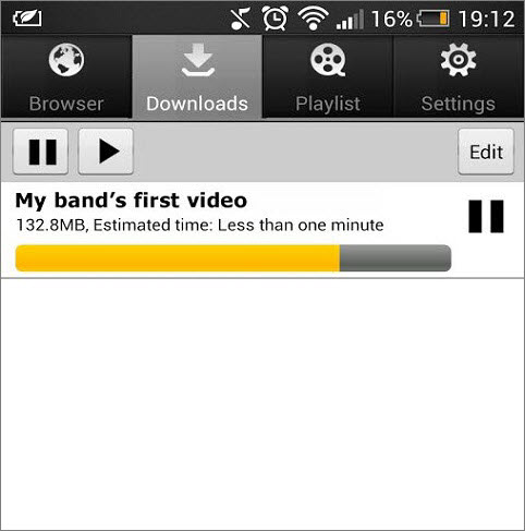 YTD Video Downloader for Android