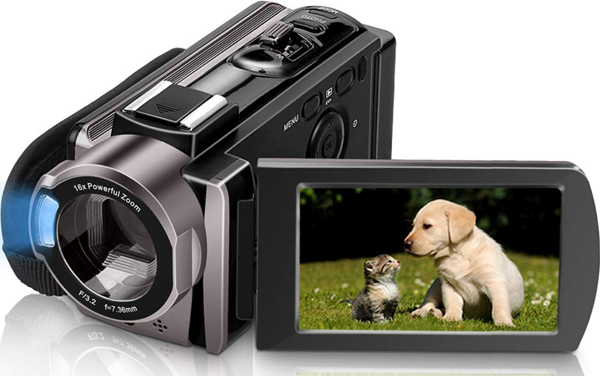 Video Camera Camcorder MELCAM HD 1080P