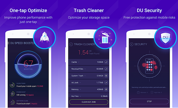 Cache Cleaner is best free Cleaner and Booster Apps for Android Phones.