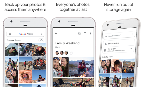 Google Photos is one of the best Backup Apps for Android to Keep Your Data Safe.
