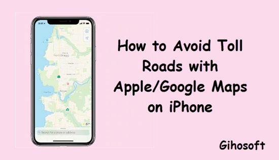How to Avoid Toll Roads on iPhone.