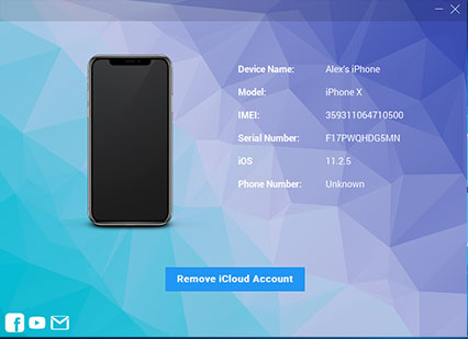 Bypass/Remove/Unlock iCloud Activation Lock on iPhone iPad