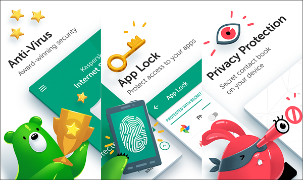 Kaspersky Mobile Security is one of the best Free Virus Removal Apps for Android.
