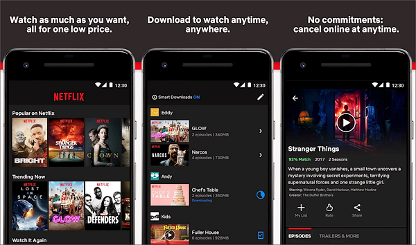 Netflix is best free Android TV Apps Not to be Missed.
