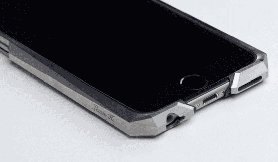 Remove the Screen Protector or the Case of Your iPhone