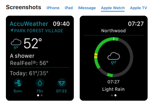 10 Best Weather Apps for Apple Watch in 2019