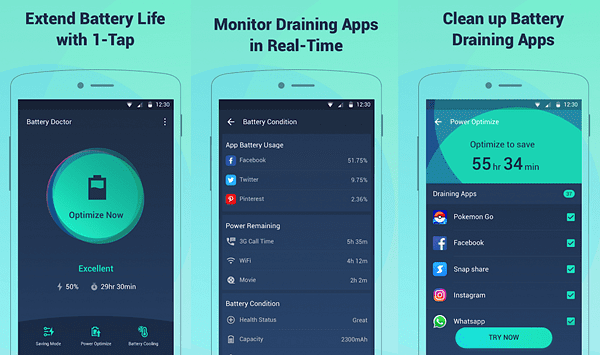 8 Best Battery Saver And Booster Apps For Android