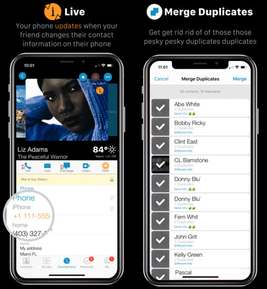 best contacts apps