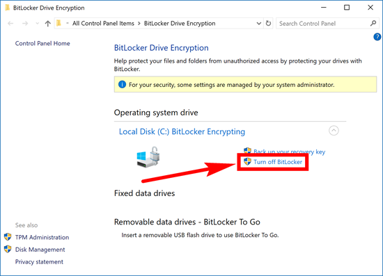 ock Files with Windows Built-in File Encryption Methods