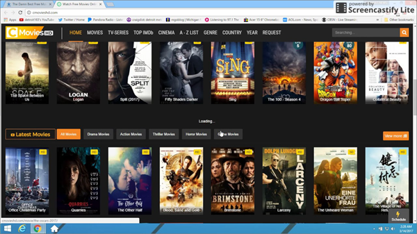 CMovies is one of the best Alternative Sites to Solarmovie for You.