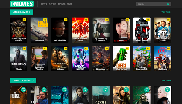 FMovies is one of the best Alternative Sites to Solarmovie for You.
