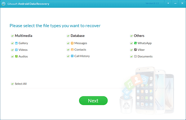 10 Best Free Android Data Recovery Software without Rooting