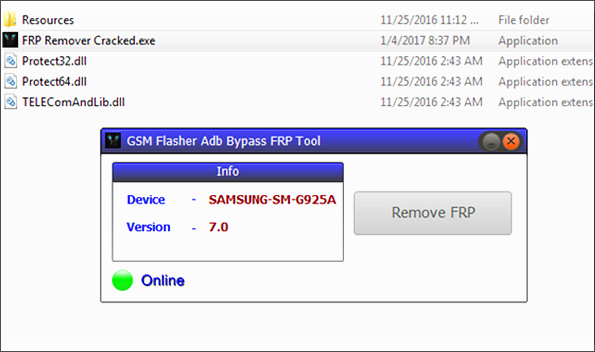 GSM Flasher Tool is one of the best FRP Bypass Tools You Can Try Out.