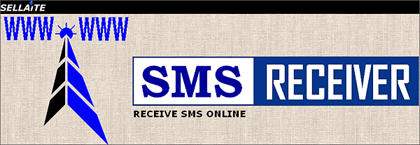 Using Sellaite.com to Help You Receive SMS Online for Free.