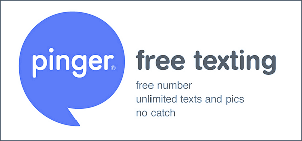 Using The Pinger Textfree Web to Help You Receive SMS Online for Free.