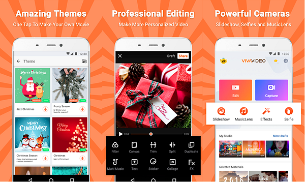 10 Best Photo Video Maker Apps for Android in 2019