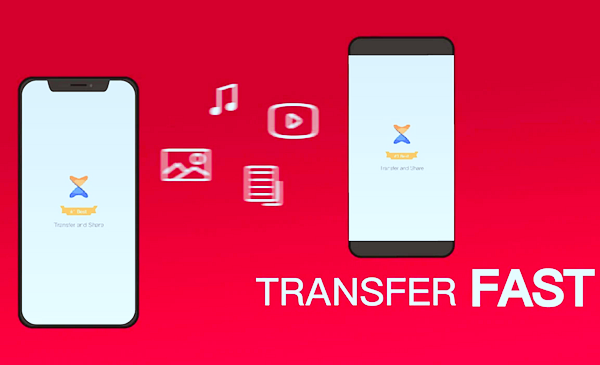 Xender is best Android File Transfer Apps to Transfer Android Data.