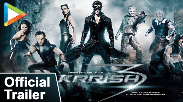 Krrish 3 is one of Top Best Bollywood Movies for You to Watch and Download.