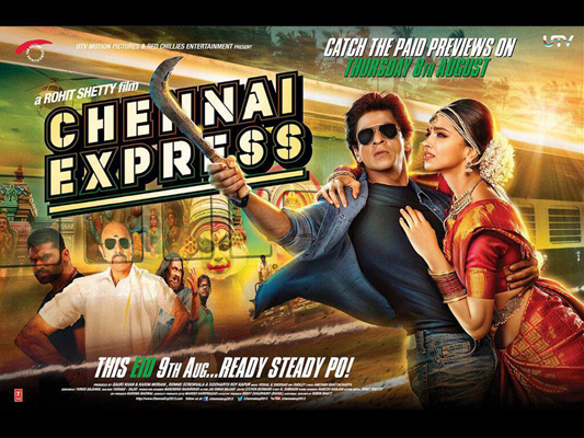 Chennai Express is one of Top Best Bollywood Movies for You to Watch and Download.
