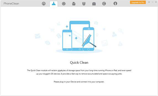 PhoneClean is top iPhone and iPad Cleaner Apps for PC and Mac.