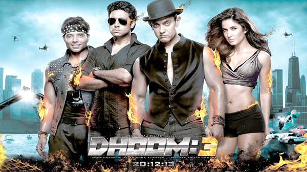 Dhoom 3 is one of Top Best Bollywood Movies for You to Watch and Download.
