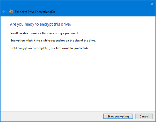 How to Encrypt an SD Card with BitLocker