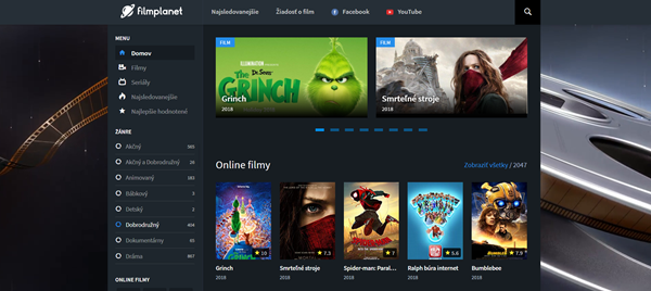 Film Planet is one of the top best Vumoo Alternative Sites for You.